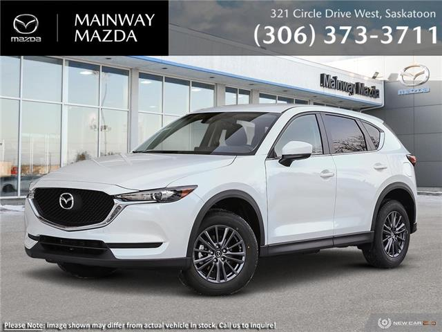 2021 Mazda CX-5 GX (Stk: M21119) in Saskatoon - Image 1 of 23