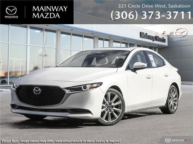 2021 Mazda Mazda3 GT w/Turbo i-ACTIV (Stk: M21188) in Saskatoon - Image 1 of 23