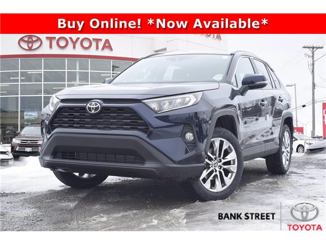 2021 Toyota RAV4 XLE (Stk: 29021) in Ottawa - Image 1 of 25