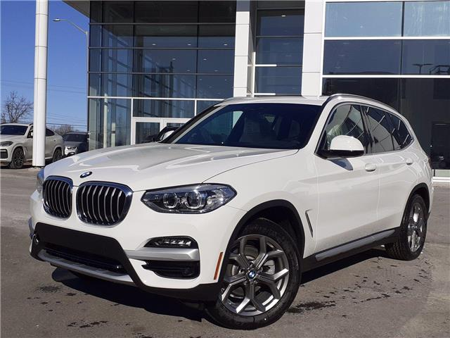 2021 BMW X3 xDrive30i (Stk: 14244) in Gloucester - Image 1 of 24