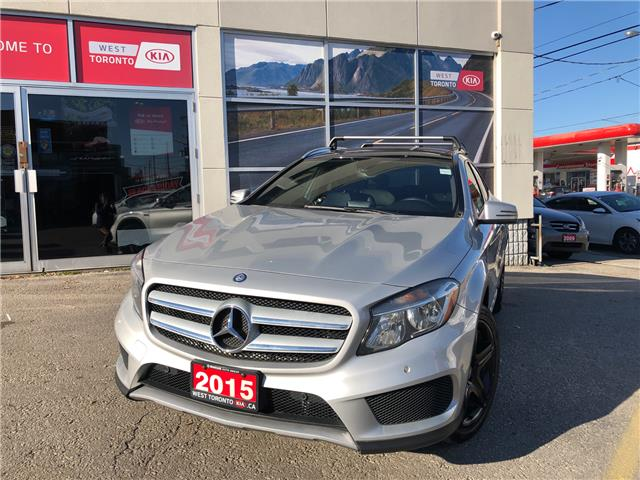 2015 Mercedes-Benz GLA-Class Base (Stk: P611) in Toronto - Image 1 of 21