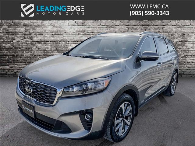 2019 Kia Sorento 3.3L EX (Stk: 18738) in King - Image 1 of 17