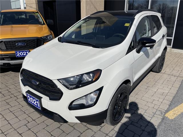 2021 Ford EcoSport SES (Stk: 21060) in Cornwall - Image 1 of 14