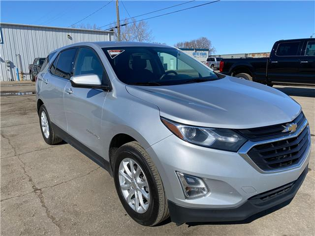 2018 Chevrolet Equinox 1LT (Stk: 21U116) in Wilkie - Image 1 of 23
