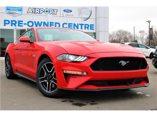 2021 Ford Mustang GT Premium (Stk: 210117) in Hamilton - Image 1 of 23