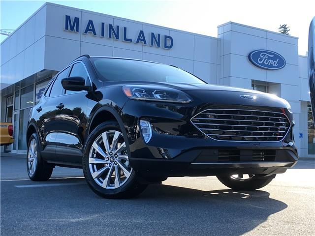 2021 Ford Escape Titanium (Stk: 21ES2383) in Vancouver - Image 1 of 30