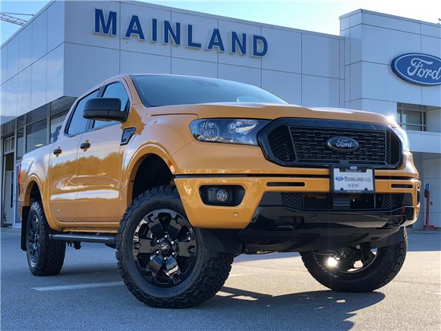 2021 Ford Ranger XLT (Stk: 21RA9504) in Vancouver - Image 1 of 30