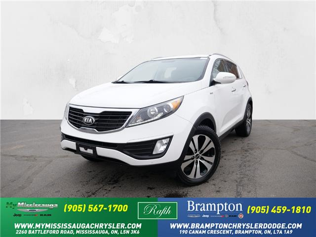 2013 Kia Sportage EX (Stk: 1323A) in Mississauga - Image 1 of 23