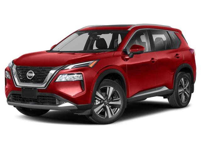 2021 Nissan Rogue Platinum (Stk: M214) in Timmins - Image 1 of 9