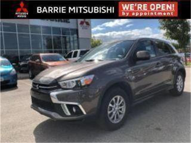 2018 Mitsubishi RVR SE (Stk: 00555) in Barrie - Image 1 of 25
