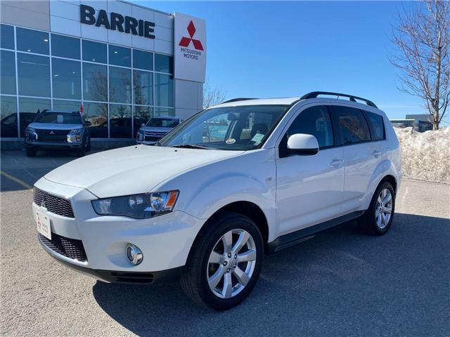 2012 Mitsubishi Outlander ES (Stk: L0344B) in Barrie - Image 1 of 24