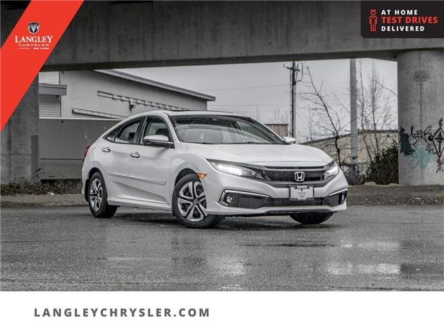 2019 Honda Civic Touring (Stk: LC0629A) in Surrey - Image 1 of 21