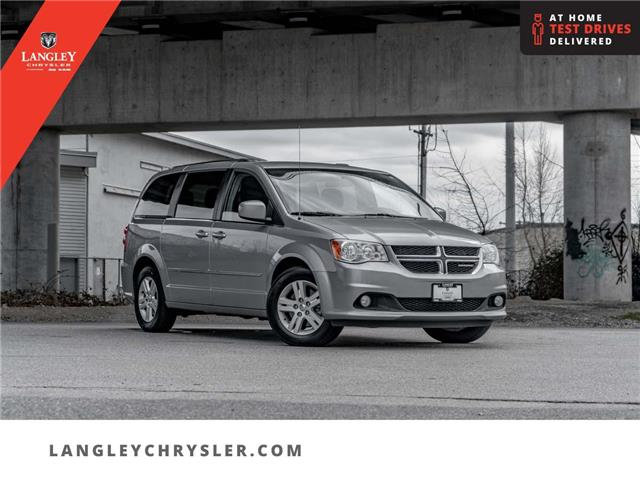 2017 Dodge Grand Caravan Crew (Stk: M513519A) in Surrey - Image 1 of 21
