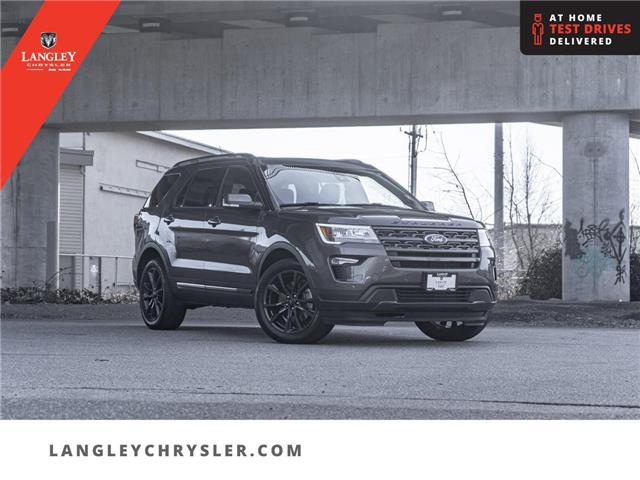 2019 Ford Explorer XLT (Stk: M635544A) in Surrey - Image 1 of 25