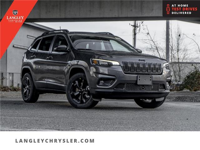2021 Jeep Cherokee Altitude (Stk: M152570) in Surrey - Image 1 of 23