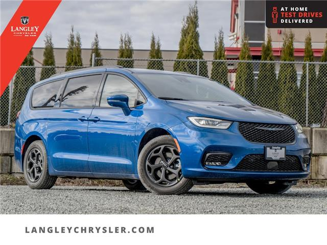 2021 Chrysler Pacifica Hybrid Limited (Stk: M507814) in Surrey - Image 1 of 22