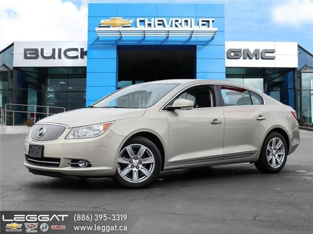 2012 Buick LaCrosse Convenience Group (Stk: 96533A) in Burlington - Image 1 of 21