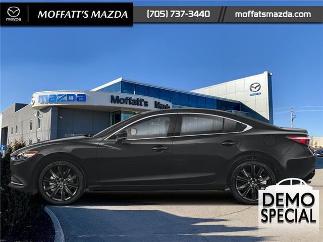 Used 2021 Mazda MAZDA6 Kuro Edition  - Barrie - Moffatt's Mazda