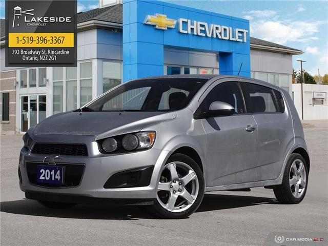 2014 Chevrolet Sonic LT Auto (Stk: T1059A) in Kincardine - Image 1 of 26
