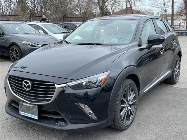 2018 Mazda CX-3 GT (Stk: P3152A) in Toronto - Image 1 of 18