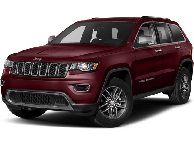 2021 Jeep Grand Cherokee Limited (Stk: 21-181) in Huntsville - Image 1 of 1