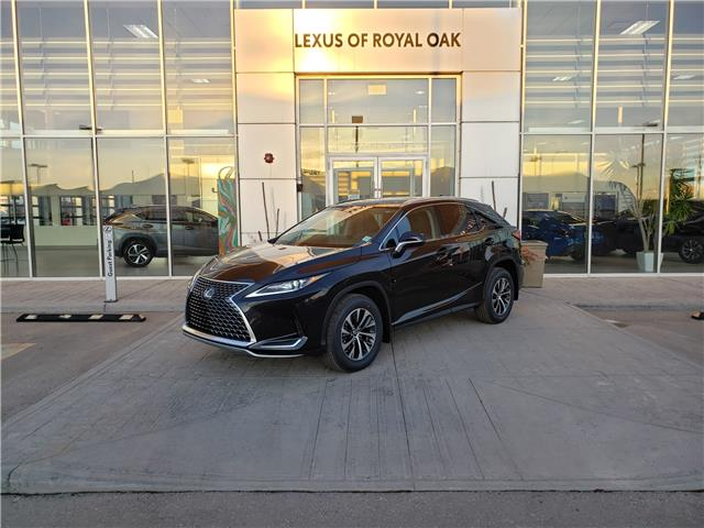 2021 Lexus RX 350 Base (Stk: L21262) in Calgary - Image 1 of 13