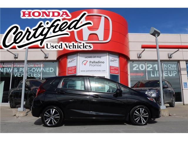 2019 Honda Fit EX-L Navi (Stk: U9938) in Greater Sudbury - Image 1 of 37