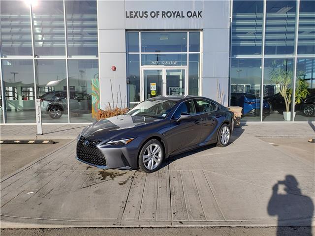 2021 Lexus IS 300 Base (Stk: L21266) in Calgary - Image 1 of 14