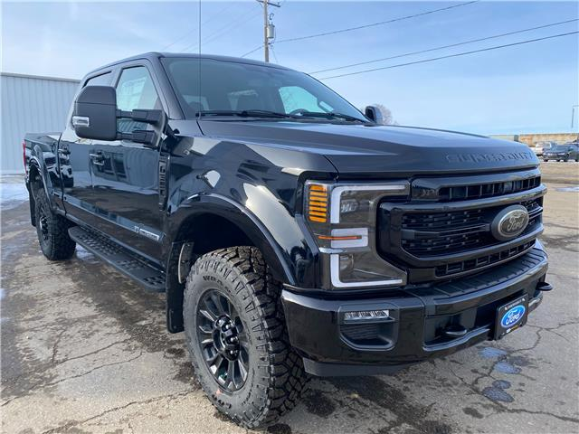 2021 Ford F-350 Lariat (Stk: 21115) in Wilkie - Image 1 of 25