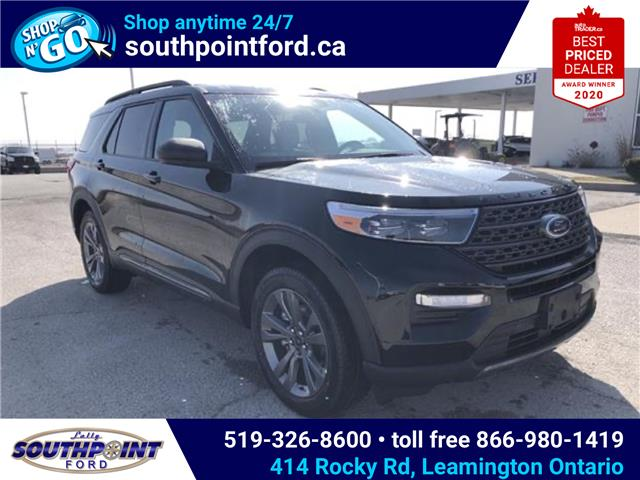 2021 Ford Explorer XLT (Stk: SEX6897) in Leamington - Image 1 of 26