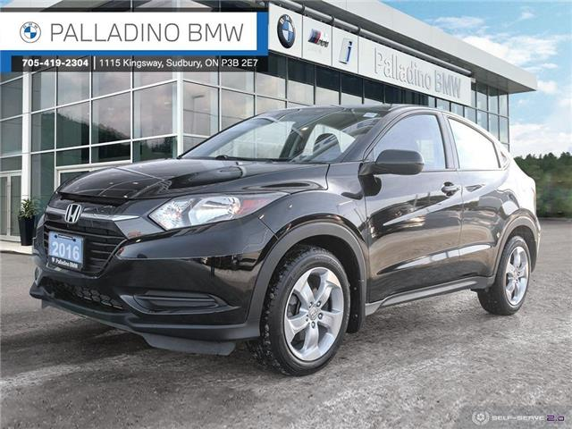 2016 Honda HR-V LX (Stk: BC0017A) in Sudbury - Image 1 of 26