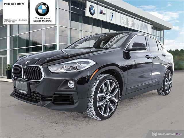 2019 BMW X2 xDrive28i (Stk: U0245A) in Sudbury - Image 1 of 25