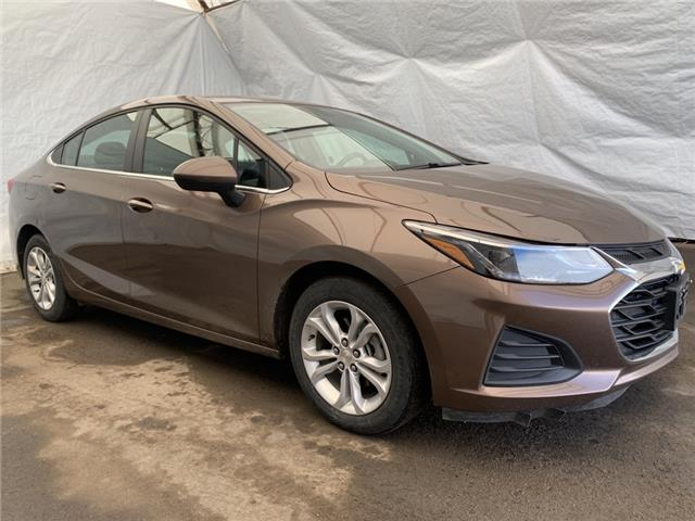 2019 Chevrolet Cruze LT (Stk: IU2237R) in Thunder Bay - Image 1 of 20