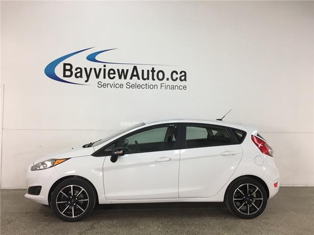 2019 Ford Fiesta SE (Stk: 37674W) in Belleville - Image 1 of 22