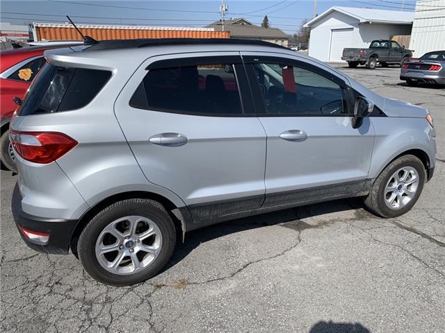 2018 Ford EcoSport SE (Stk: 8040) in Morrisburg - Image 1 of 15