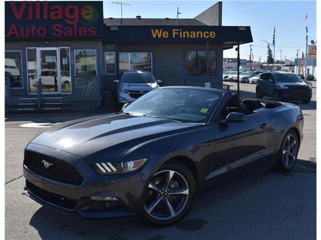 2016 Ford Mustang V6 (Stk: P38230) in Saskatoon - Image 1 of 20