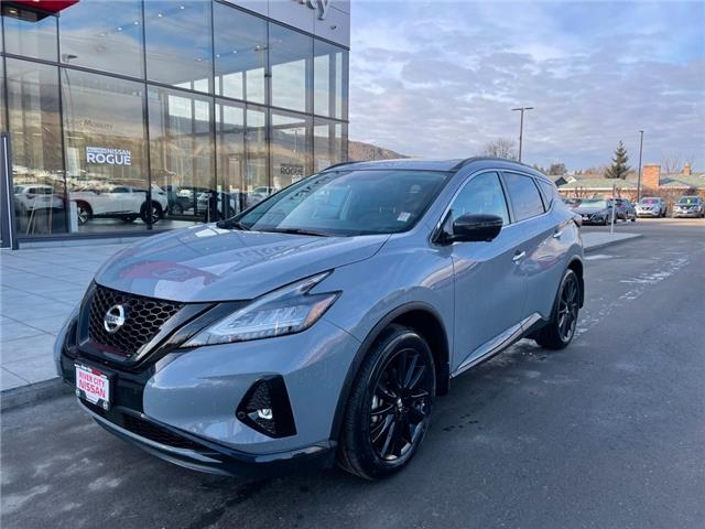 2021 Nissan Murano Midnight Edition (Stk: T21080) in Kamloops - Image 1 of 29