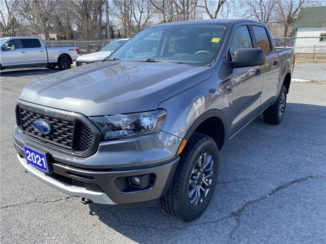 2021 Ford Ranger XLT (Stk: 21054) in Cornwall - Image 1 of 16