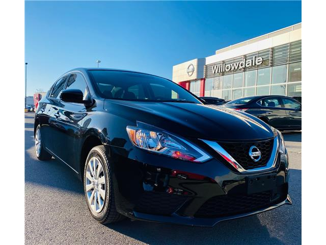 2019 Nissan Sentra 1.8 SV (Stk: C35765) in Thornhill - Image 1 of 19