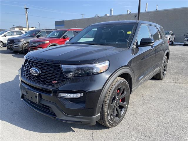 2021 Ford Explorer ST (Stk: 21093) in Cornwall - Image 1 of 20