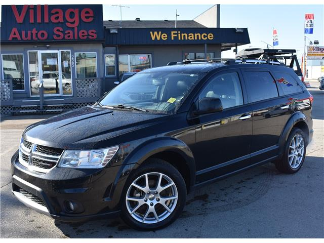 2016 Dodge Journey R/T (Stk: P38242C) in Saskatoon - Image 1 of 20