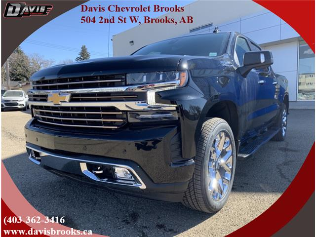2021 Chevrolet Silverado 1500 High Country (Stk: 222638) in Brooks - Image 1 of 21