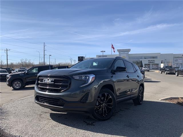 2021 GMC Terrain SLE (Stk: ML350755) in Calgary - Image 1 of 26