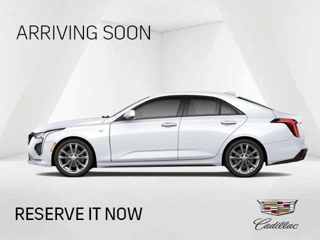 2021 Cadillac CT4 V-Series (Stk: F-ZKKXRC) in Oshawa - Image 1 of 6