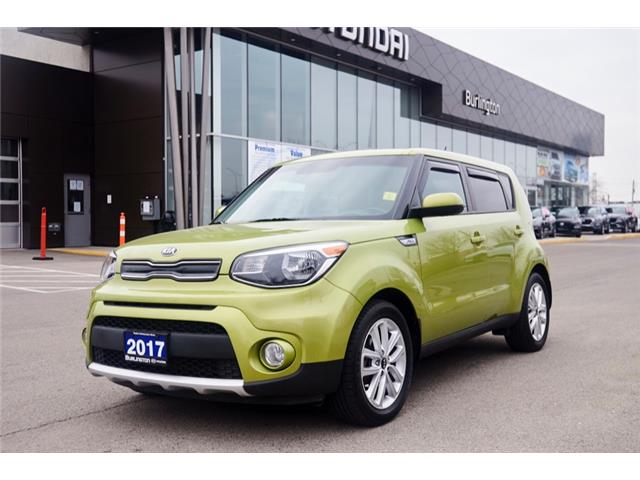 2017 Kia Soul EX (Stk: D2866A) in Burlington - Image 1 of 21