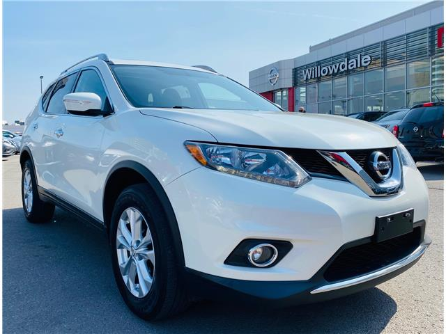 2015 Nissan Rogue SV (Stk: N1510B) in Thornhill - Image 1 of 21