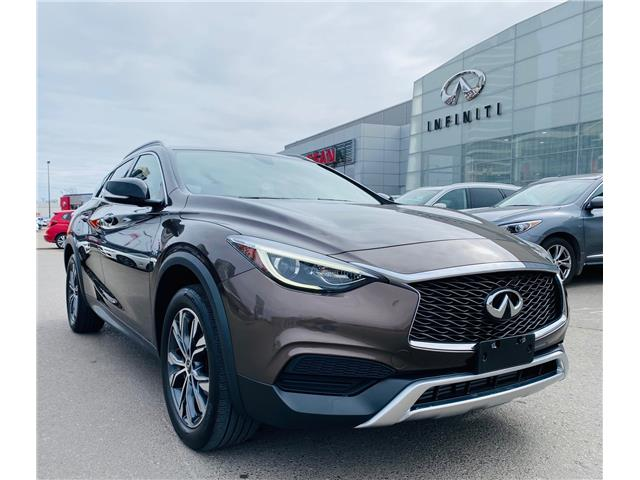 2017 Infiniti QX30 Base (Stk: H9590A) in Thornhill - Image 1 of 21