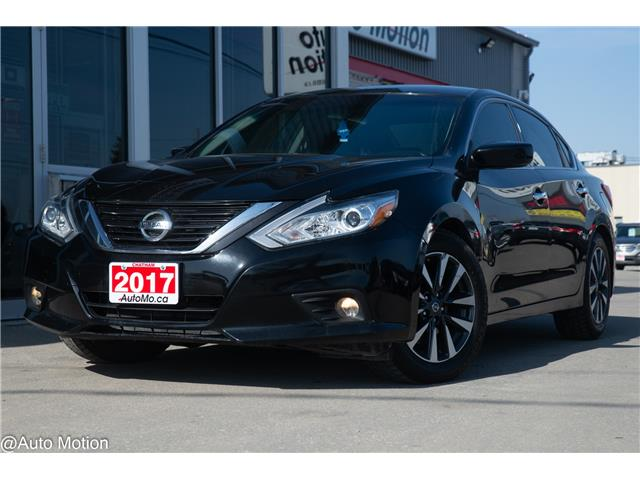 2017 Nissan Altima  (Stk: 21340) in Chatham - Image 1 of 23