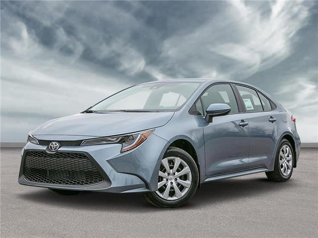 2021 Toyota Corolla LE (Stk: 21CR376) in Georgetown - Image 1 of 22