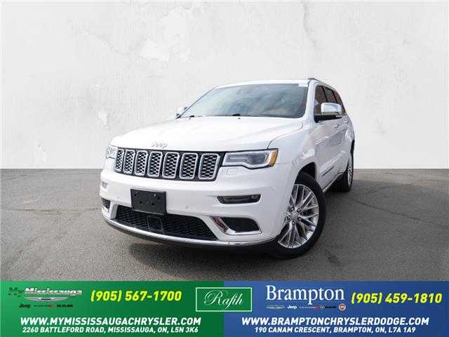 2018 Jeep Grand Cherokee Summit (Stk: 1340) in Mississauga - Image 1 of 25